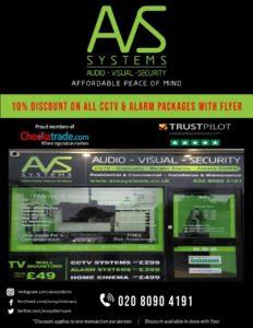 AV Systems Sponsor Image